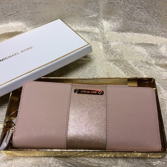 dd507fbd76af4b MICHAEL Michael Kors Bags   Michael Kors Center Stripe Leather ...